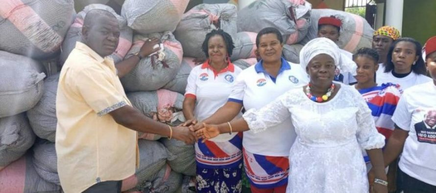 'Oti women for NPP' receive support from Party's Vice Chairman