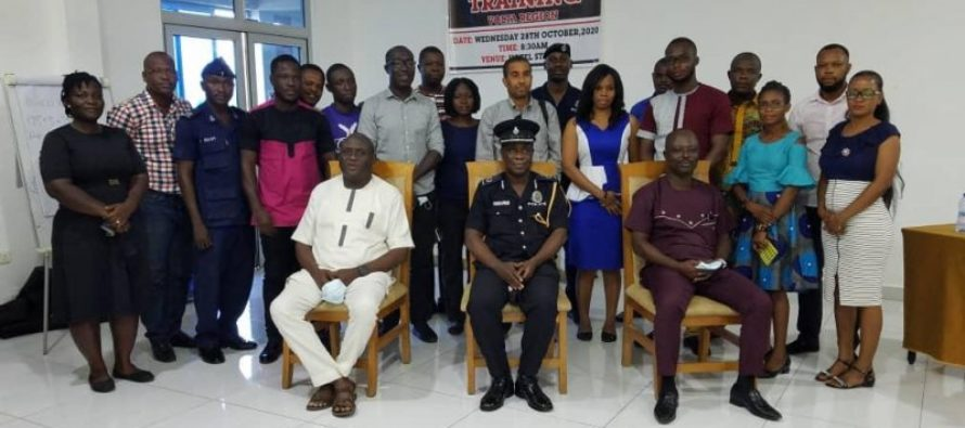 Police identify 631 polling stations as hotspots in Volta Region