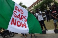 Eyewitnesses say Nigerian forces opened fire on protesters in Lagos