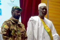 US lauds Mali's transitional government