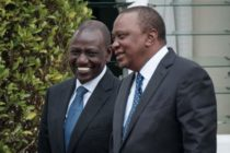 Two killed in Kenya's political clash