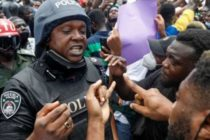 Nigerian state bans police brutality protests