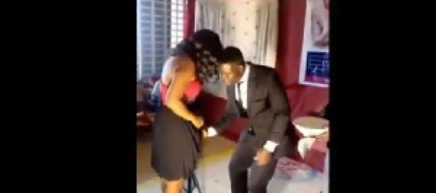 Revealed: Video of pastor shaving a woman's pubic hair is from a movie scene