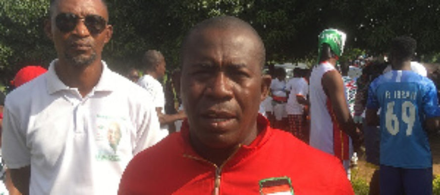 We're not ready for trouble on December polls – Akatsi North NDC Chairman
