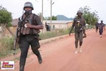 Police retrieve firearms stolen by Volta secessionists