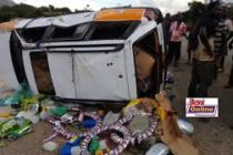 One dies in accident on Hohoe-Jasikan road