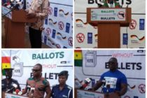 Major parties in Ho pledge support for peace