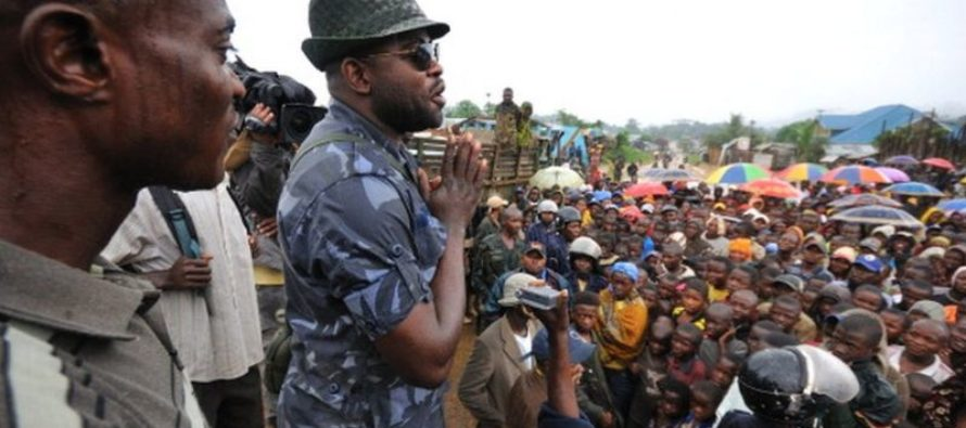 Ntabo Ntaberi: DR Congo militia leader jailed for crimes against humanity