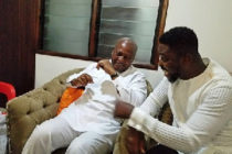 Sorry I led a charge to remove you for a mother serpent of corruption – A Plus to Mahama