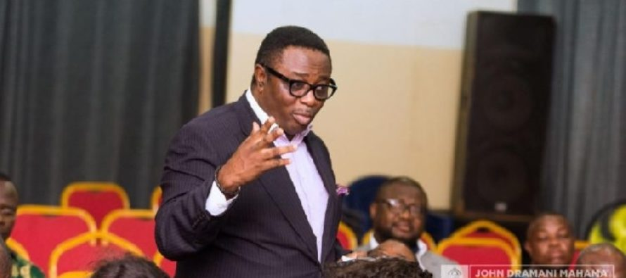 You don't just wake up and declare results in 24hrs to set record – Afriyie Ankrah to EC