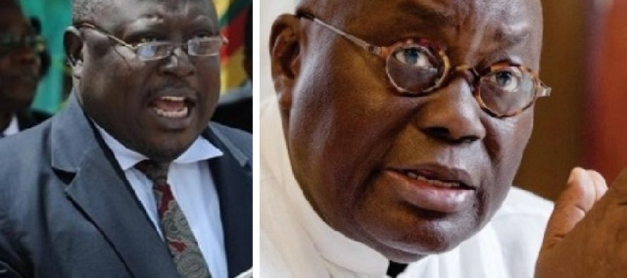 Blame Akufo-Addo if I'm harmed – Amidu, as he warns gov't to 'stop the attacks before we wash dirty linen in public'