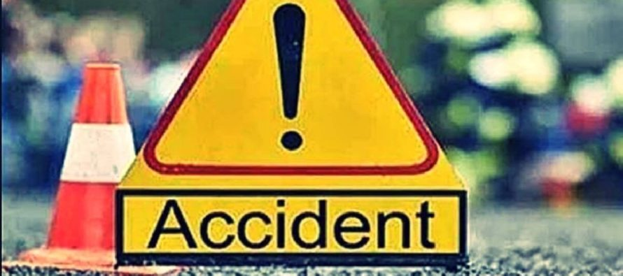A/R: Samira's convoy involved in accident; 3 in critical condition, 10 injured
