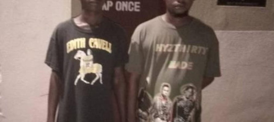 Two arrested for attempting to smuggle narcotics into Ankaful Prison