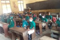Some Basic Schools in Ho Municipality receive COVID-19 PPEs