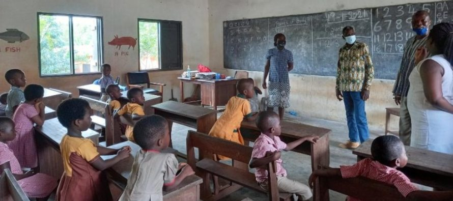 Hohoe: Parents urged to support government in ensuring safety of students
