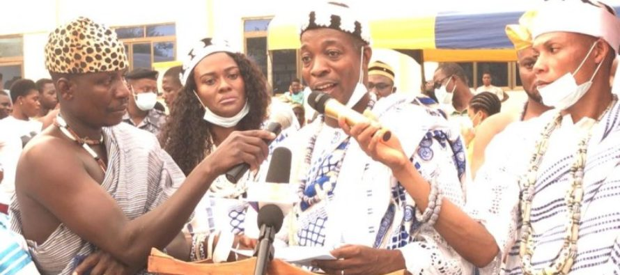 Penyi (VR): Penyi gets new Paramount Chief