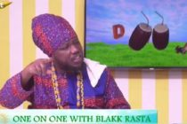 I'm not an evildoer so I'm not afraid for my life – Blakk Rasta