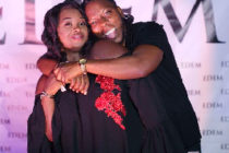 Rapper Edem and wife welcome baby girl