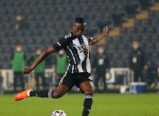 Ghana's Bernard Mensah hits double as Besiktas thump Fatih Karagumruk