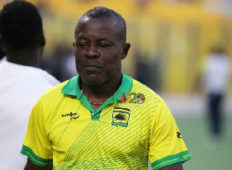 Asante Kotoko coach Johnson Smith thrilled with his players tactical discipline in Dwarfs victory