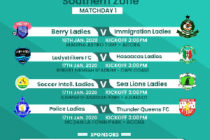 Women's Premier League match day 1 preview – Southern Zone