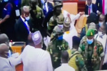 Ghanaians react to 'disgraceful, embarrassing' happenings in Parliament