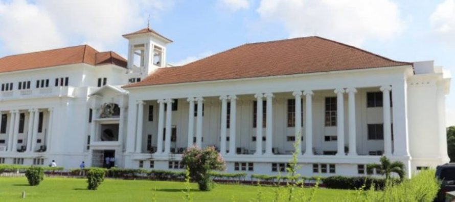 NDC Hohoe candidate, four others seek review of Supreme Court's ruling on Amewu