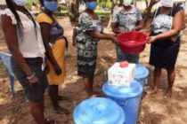 Centre presents PPE to some Adaklu communities and schools