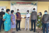 Hohoe: GRNMA supports member in Hohoe