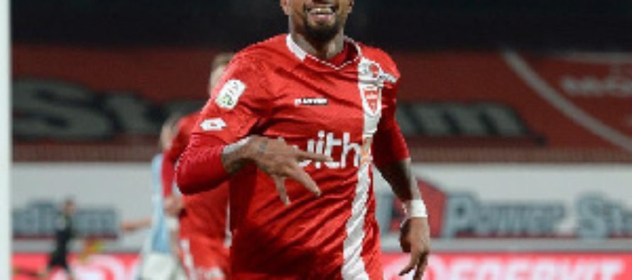 KP Boateng unhappy with AC Monza's draw against Empoli