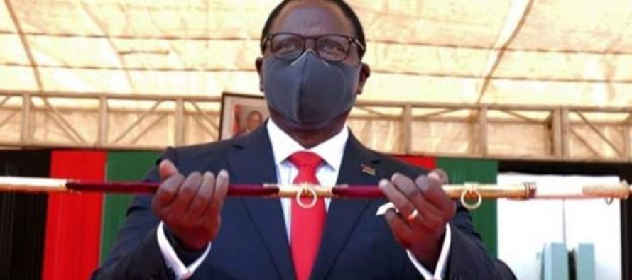 Malawi president fires head of Covid taskforce