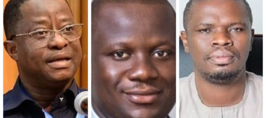 Samuel Jinapor, Peter Amewu, Mustapha Ussif among ministers-designate to be vetted this week