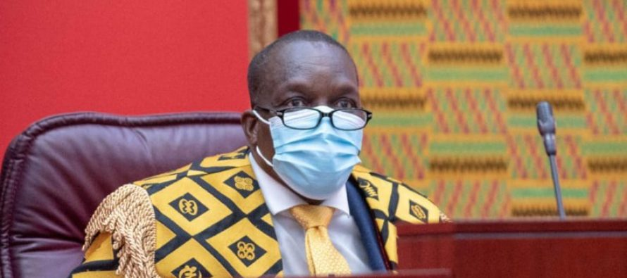 Parliament needs more than 6,000 doses of vaccines – Speaker
