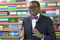 Ho: AfDB named the World's Best Multilateral Financial Institution 2021 by Global Finance