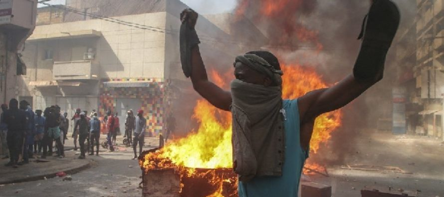 Senegal protests: The country is 'on the verge of an apocalypse'