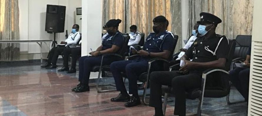 Police outlines security arrangements for Easter festivities