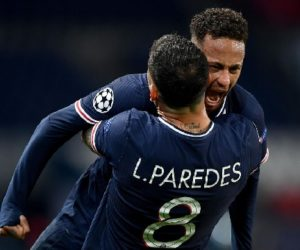 PSG knockout Champions League holders Bayern on away goals