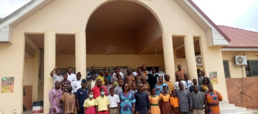 Golokwati (V/R): Afadzato South District holds stakeholders forum to analyze 2020 BECE Results