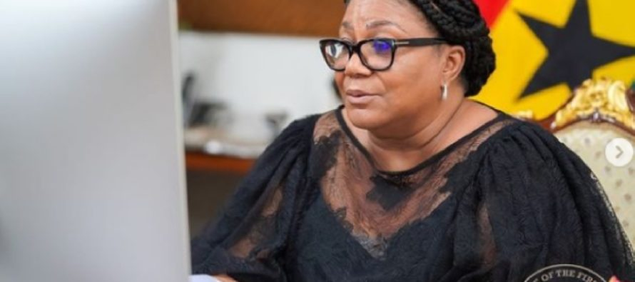 First Lady rejects state salary, decides to refund GHS899K paid her since 2017