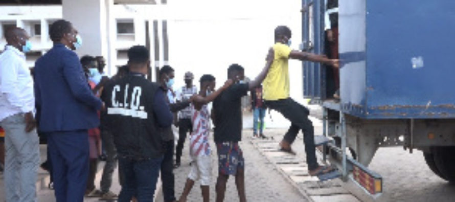 Western Togoland: State drops charges of treason against 17 accused persons