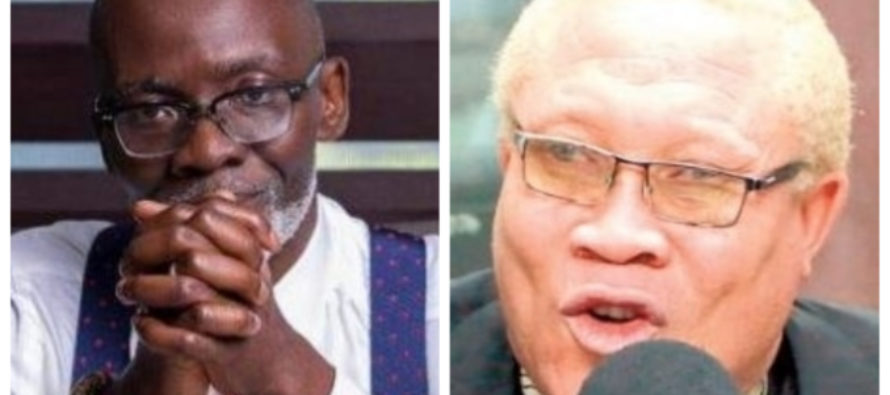Anti-LGBTQI: Don't subject yourself to colonialism – Foh-Amoaning advises Gabby Otchere-Darko over 'blacklist' comment