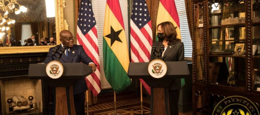 Ghana to receive 1.3m Pfizer vaccines from US